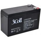 Батарея 3Cott Аккумулятор 12V9Ah {0117638}