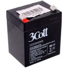 Аккумулятор 3Cott 12V5.0Ah