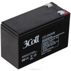 Аккумулятор 3Cott 12V7.2Ah
