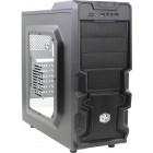 Корпус Cooler Master K380 (RC-K380-KWN1) Black,Window, w/o PSU