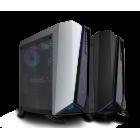 Корпус Carbide Series® SPEC-OMEGA Tempered Glass Mid-Tower CC-9011119-WW ATX Gaming Case - Black/White