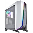 Carbid SPEC-OMEGA RGB CC-9011141-WW Mid-tower Tempered Glass Gaming case white
