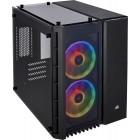 Компьютерный корпус Crystal Series 280X RGB TG CC-9011135-WW micro ATX Black