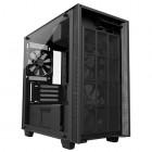 Компьютерный корпус H400 Black Black CA-H400B-B1