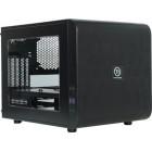 Корпус Case Tt Core V21 CA-1D5-00S1WN-00 mATX/ win/ black/ USB3.0/ no PSU