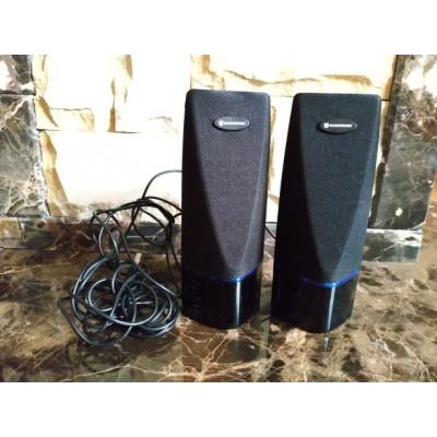 уц_Колонки Soundtronix SP-2663U USB черные