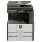 Аппарат Sharp NovaE MXM266N ч/б,А3, 26 стр/мин, автоподатчик, дуплекс, сеть, принтер, копир, сканер, 2x500л (доб. тонер, девел.)