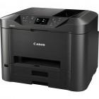 МФУ Canon MAXIFY MB2740, 4-цветный струйный принтер/сканер/копир/факс, A4, 24 (15.5 цв) изобр./мин, 1200x600 dpi, DADF, дуплекс, подача: 500 лист., Ethernet, USB, Wi-Fi, печать фотографий, цветной ЖК-дисплей