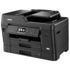 МФУ Brother MFC-J3930DW 4-цветный струйный принтер/сканер/копир/факс, A3, 22(20) стр/мин, 4800x1200 dpi, 256 Мб, дуплекс, подача: 600 лист., вывод: 50 лист., автоподатчик, Ethernet, USB, Wi-Fi, печать фотографий, цветной ЖК-дисплей (замена MFCJ3720R1)