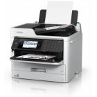 WorkForce Pro WF-C5790DWF<br />- МФУ, формат A4, Скорость печати формата А4 (стр./мин) - 34 стр. моно/ 34 стр. цвет, Макс. нагрузка печати в месяц - 45 000 стр., Прямая печать с USB носителей - Есть, факсРазмер печатной капли, Пл. - 3,8 Пл., Пигментные че