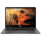 ASUS Zenbook Flip 14 UX461FA-E1039T Core i5-8265U/8Gb/512GB SSD/UMA/14.0 FHD 1920x1080 TOUCH /WiFi/BT/FP/Cam/Illum KB/Windows 10/1.4Kg/Slate Grey/Sleeve + Stylus + USB3.0 to RJ45