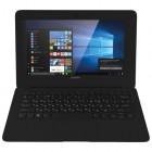 "Ноутбук Digma EVE 100 Atom X5 Z8350/2Gb/SSD32Gb/Intel HD Graphics 400/10.1""/TN/WSVGA (1024x600)/Windows 10 Home Single Language 64/black/WiFi/BT/Cam/5000mAh"