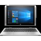 "Ноутбук HP x2 210 G2 10.1""(1280x800 IPS)/Touch/Intel Atom x5-Z8350(1.44Ghz)/2048Mb/32Gb/noDVD/Int:Intel HD/Cam/BT/WiFi/war 1y/0.6 (1.14)kg/Metal Steel Grey/W10Pro"