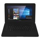 """Ноутбук Digma EVE 100 Black 10.1"""" {1024x600 IPS Atom X5-Z8350/2Gb/SSD32Gb/W10}"""