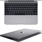 "Ноутбук Apple Apple MacBook 12"" Space Grey: 1.2GHz dual-core Intel Core m3 (TB up to 3.0GHz)8GB/256GB SSD/Intel HD Graphics 615"