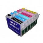Перезаправляемые картриджи Epson T0821N-T0826N (R270/R290/R295/R390/RX590/RX610/RX615/RX690/T50/T59/TX650/TX659) ProfiLine
