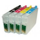 Перезаправляемые картриджи Epson T0921-T0924 (C91/CX4300/TX106/TX109/TX117/TX119/T26/T27) ProfiLine