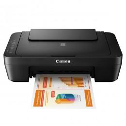 МФУ Canon PIXMA MG2540S, 4-цветный струйный принтер/сканер/копир A4, 8 (5 цв) изобр./мин, 4800x600 dpi, подача: 60 лист., USB, печать фотографий, корпус черный (замена MG2440)