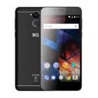 "BQ 5594 Strike Power Max Black Brushed Смартфон5.5"""" IPS/1280х720/4x1.3GHz/1+8Gb/3G/2Sim/8+5Mp/5000mAh/FingerPrint/And7."