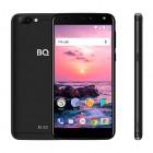 "BQ 5511L Bliss Black СмартфонСмартфон BQ 5511L BLISS black 5.5"""" IPS/2.5D/1280х720/4x1.32GHz/1+8Gb/LTE/2Sim/8+5Mp/2800mAh/And7."