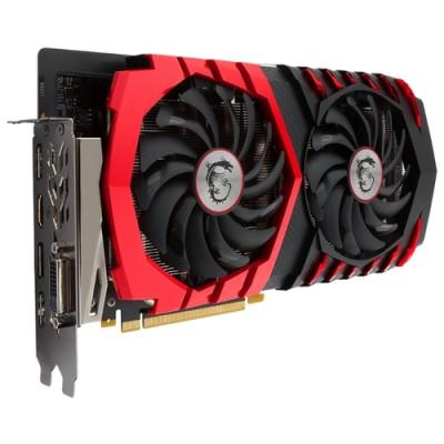 Видеокарта Geforce 1060 6GB MSI Gaming X